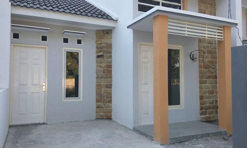 Perumahan Almeera Regency Pare | Type Rumah 36/70 dan 45/80.